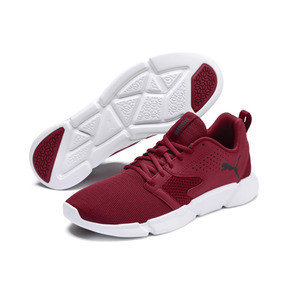 Miniatura 3 de Zapatos deportivos INTERFLEX Modern, Rhubarb-Puma Black, mediano