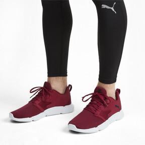 Miniatura 2 de Zapatos deportivos INTERFLEX Modern, Rhubarb-Puma Black, mediano
