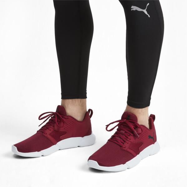 Zapatos deportivos INTERFLEX Modern, Rhubarb-Puma Black, grande