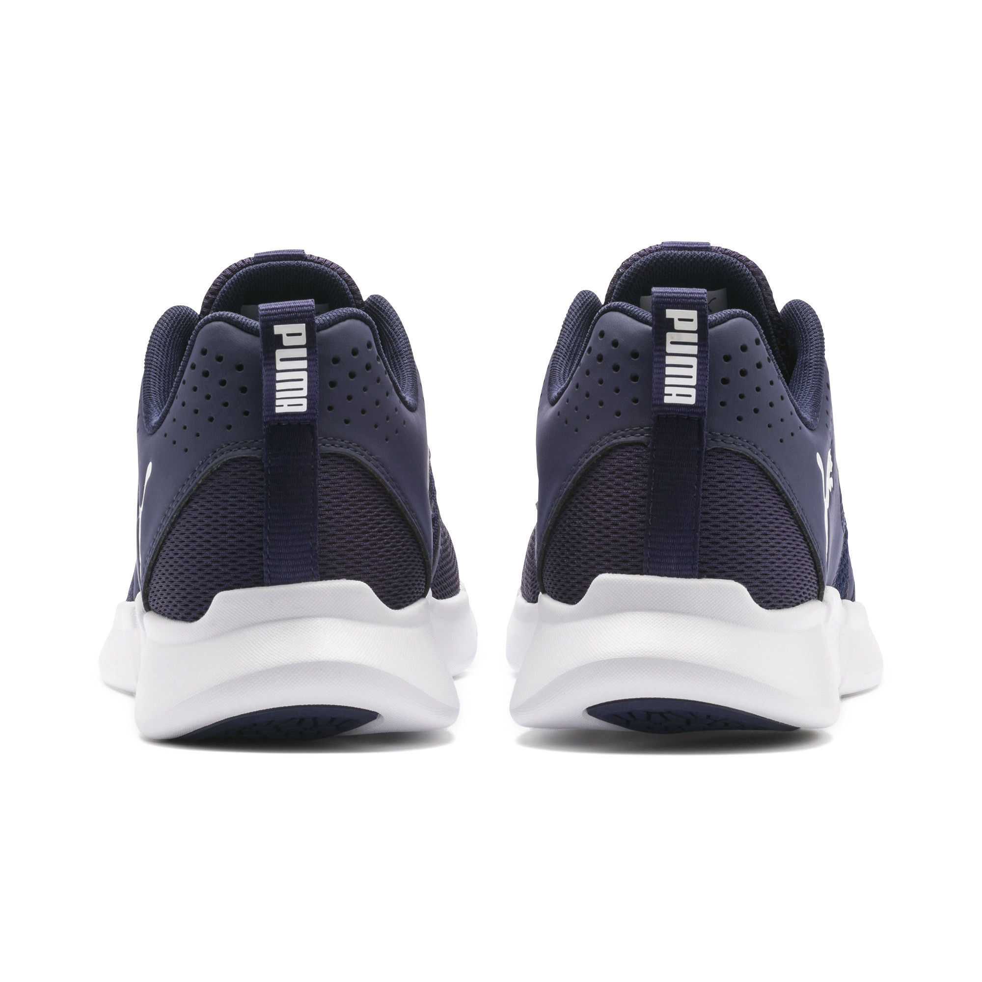 PUMA-INTERFLEX-Modern-Men-039-s-Sneakers-Unisex-Shoe-Running thumbnail 3