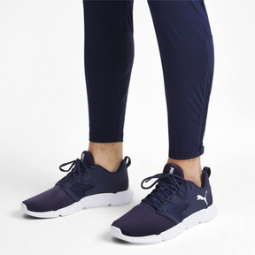 Miniatura 3 de Zapatos deportivos INTERFLEX Modern, Peacoat-Puma White, mediano