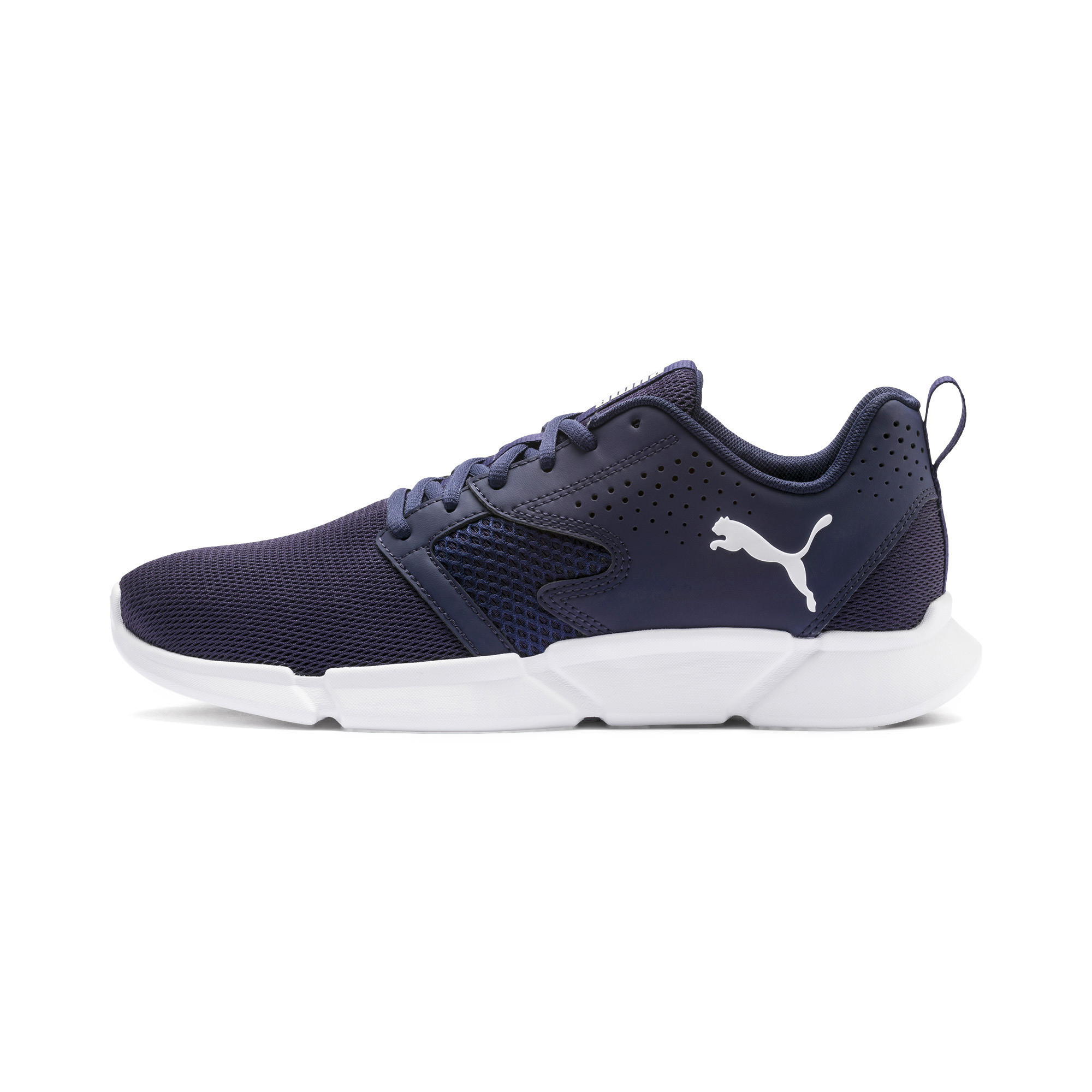 PUMA-INTERFLEX-Modern-Men-039-s-Sneakers-Unisex-Shoe-Running thumbnail 4