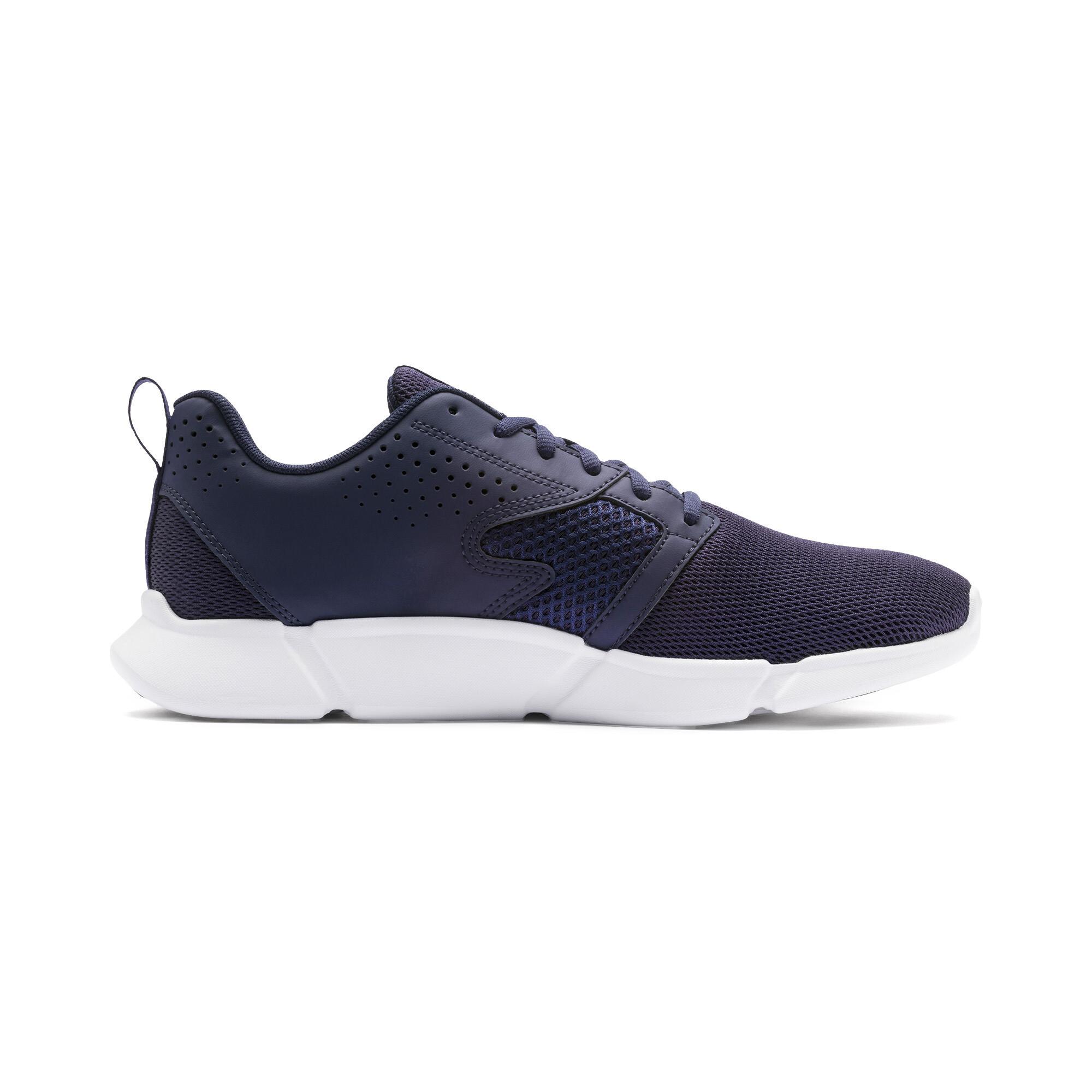 PUMA-INTERFLEX-Modern-Men-039-s-Sneakers-Unisex-Shoe-Running thumbnail 7