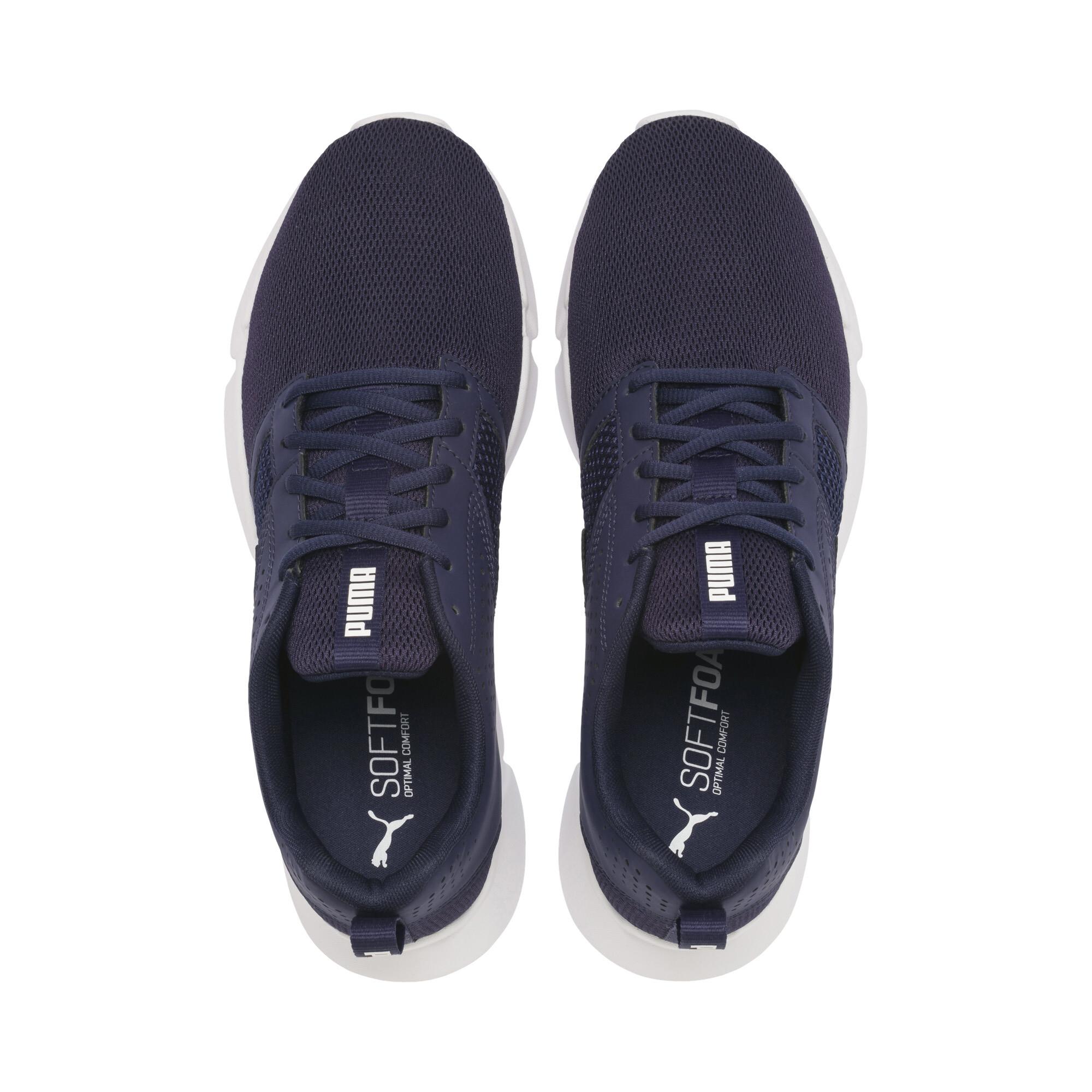 PUMA-INTERFLEX-Modern-Men-039-s-Sneakers-Unisex-Shoe-Running thumbnail 8