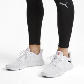 Miniatura 3 de Zapatos deportivos INTERFLEX Modern, Puma White-Black-Nrgy Red, mediano