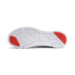 Miniatura 5 de Zapatos deportivos INTERFLEX Modern, Puma White-Black-Nrgy Red, mediano