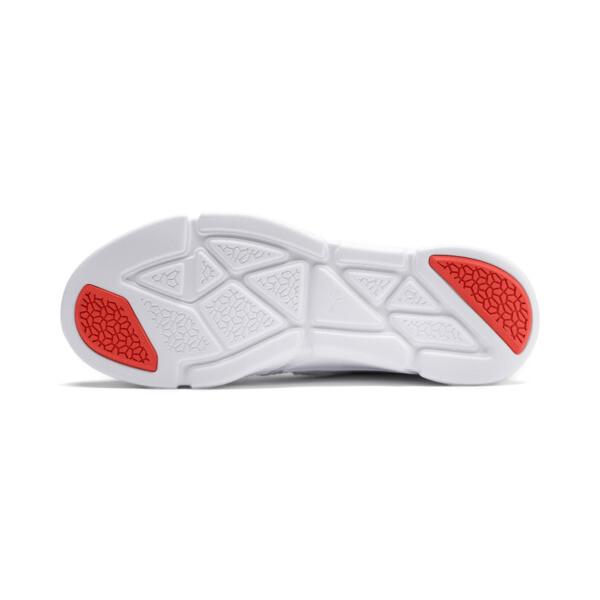 Zapatos deportivos INTERFLEX Modern, Puma White-Black-Nrgy Red, grande