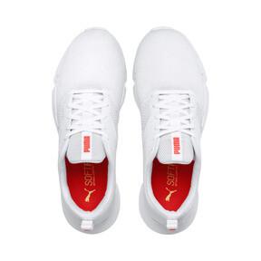 Miniatura 7 de Zapatos deportivos INTERFLEX Modern, Puma White-Black-Nrgy Red, mediano