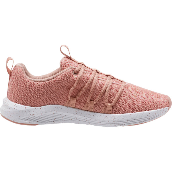 Prowl Alt Mesh Speckle Women's Training Shoes, Peach Beige-Puma White, large