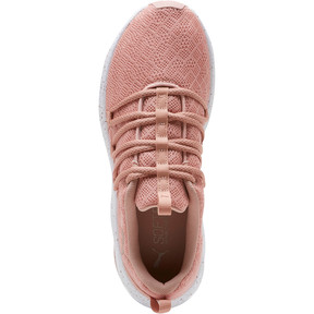 Thumbnail 5 of Prowl Alt Mesh Speckle Women's Training Shoes, Peach Beige-Puma White, medium