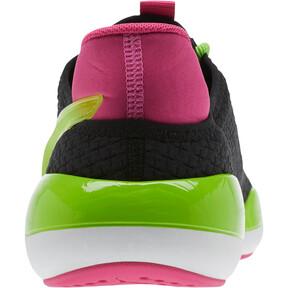 Thumbnail 3 of Mode XT 90s Women's Training Shoes, Puma Black-Limepunch-Purple, medium