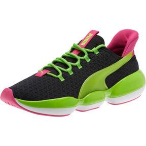 Thumbnail 1 of Mode XT 90s Women's Training Shoes, Puma Black-Limepunch-Purple, medium