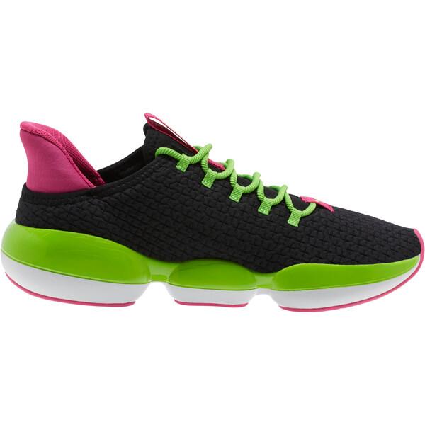 Mode XT 90s Women's Training Shoes, Puma Black-Limepunch-Purple, large
