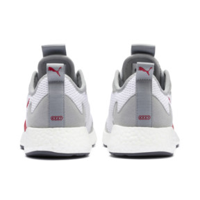 Thumbnail 3 of NRGY Neko Skim Running Shoes JR, White-H Rise-CASTLEROCK-Red, medium