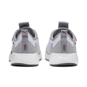 Thumbnail 3 of NRGY Neko Skim AC Shoes PS, White-H Rise-CASTLEROCK-Red, medium