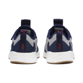 Thumbnail 3 of NRGY Neko Skim Little Kids' Shoes, Peacoat-Puma White, medium
