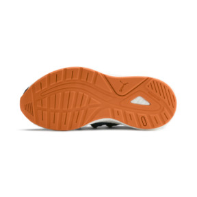 Thumbnail 4 of NRGY Neko Knit Shoes PS, G Sea-Peacoat-J Orange-White, medium