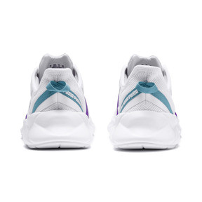 Thumbnail 4 of Weave XT Training Shoes JR, White-Milky Blue-Royal Lilac, medium