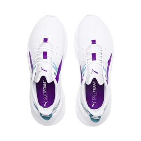 Thumbnail 6 of Weave XT Training Shoes JR, White-Milky Blue-Royal Lilac, medium