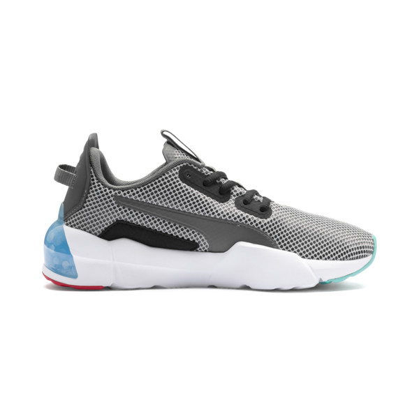 CELL Phase Sneakers JR, CASTLEROCK-Puma Black, large