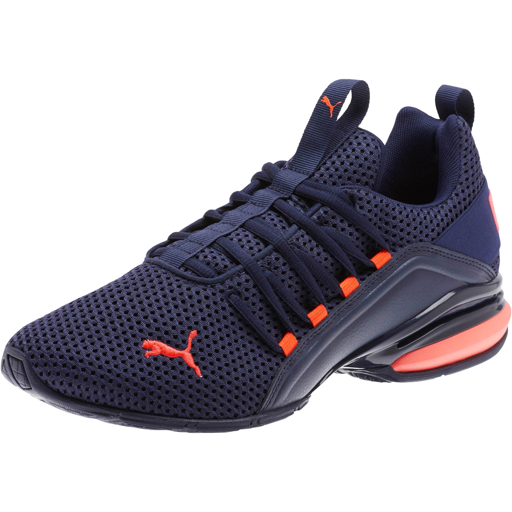 PUMA-Axelion-Breathe-Men-s-Training-Shoes-Men-Shoe-Running thumbnail 4