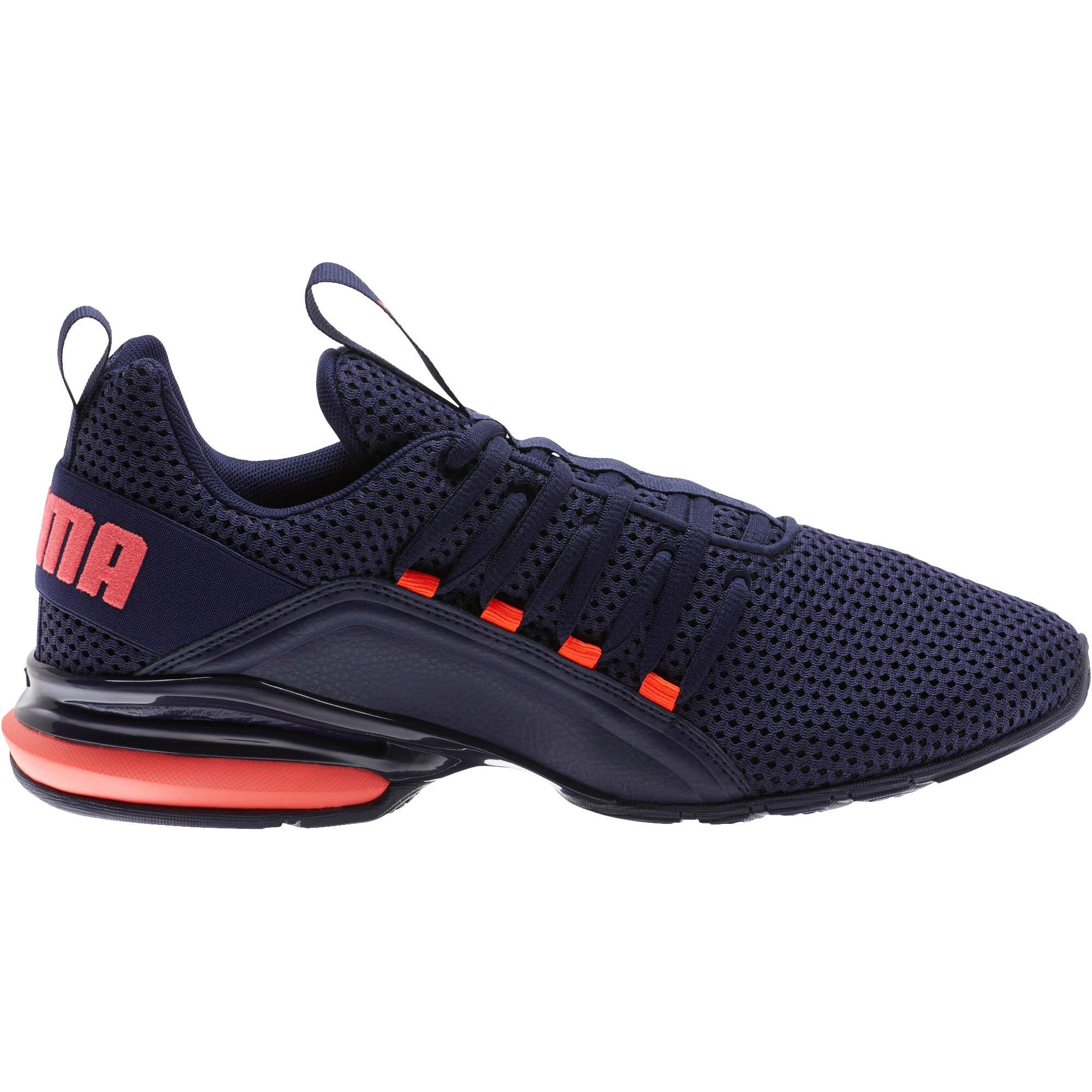 PUMA-Axelion-Breathe-Men-s-Training-Shoes-Men-Shoe-Running thumbnail 5