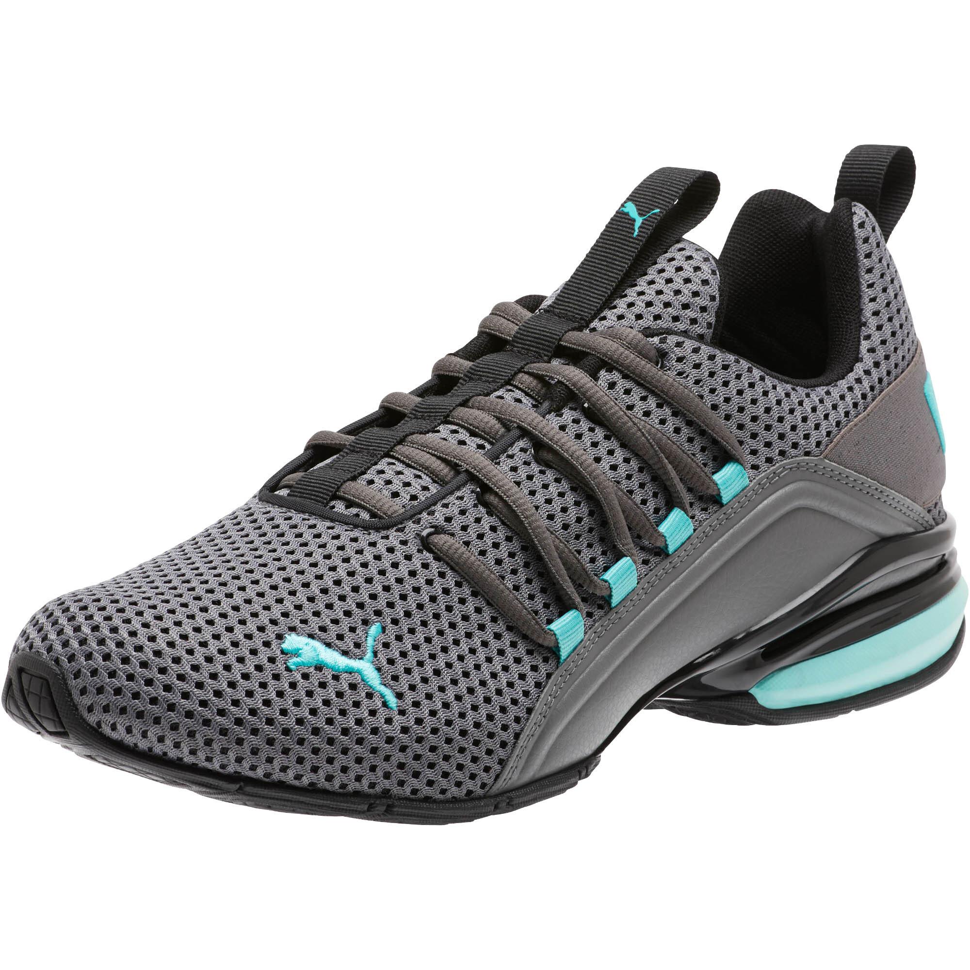 PUMA-Axelion-Breathe-Men-s-Training-Shoes-Men-Shoe-Running thumbnail 9