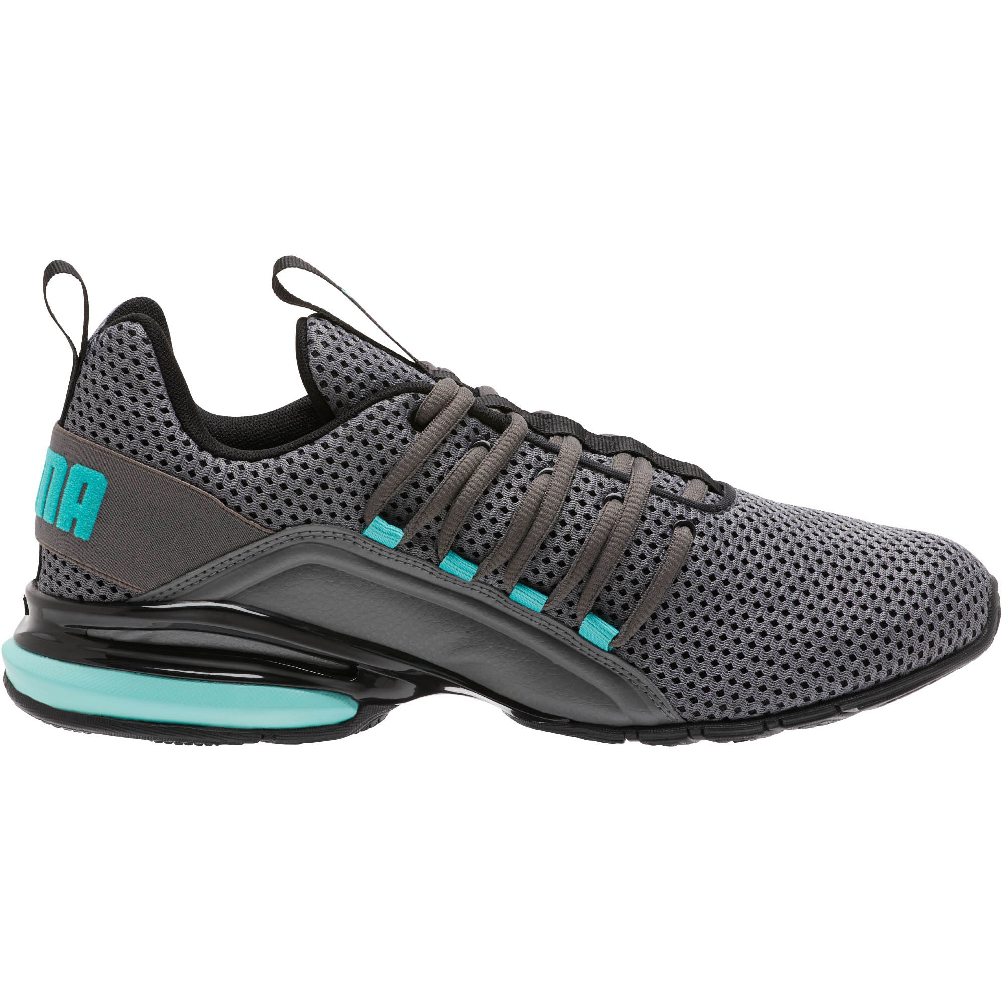 PUMA-Axelion-Breathe-Men-s-Training-Shoes-Men-Shoe-Running thumbnail 10