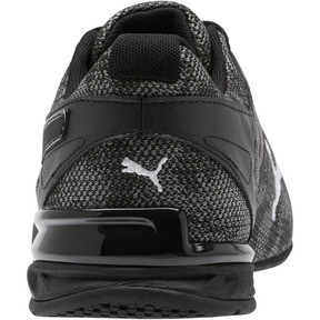 Thumbnail 3 of Tazon 6 Camo Mesh Sneakers, Puma Black-Puma White, medium