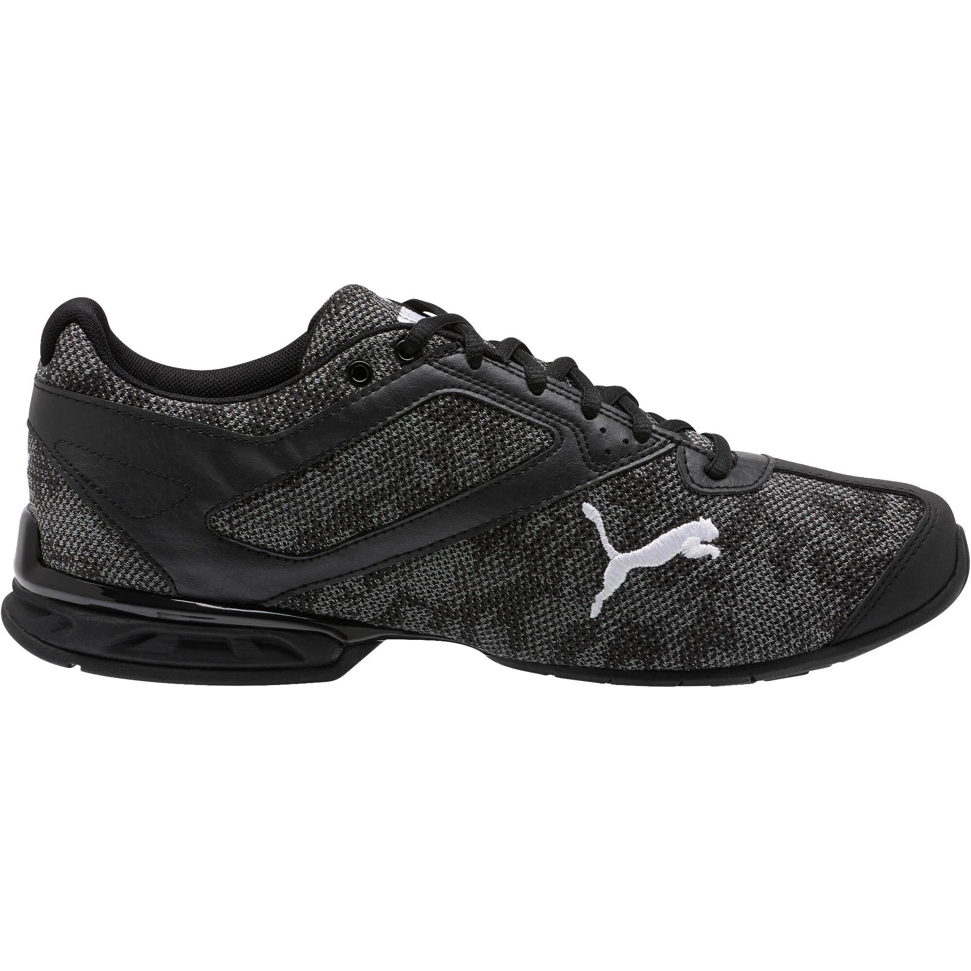 Puma-Tazon-6-Camo-Mesh-Scarpe-da-ginnastica-Uomo-scarpa-in-esecuzione miniatura 5