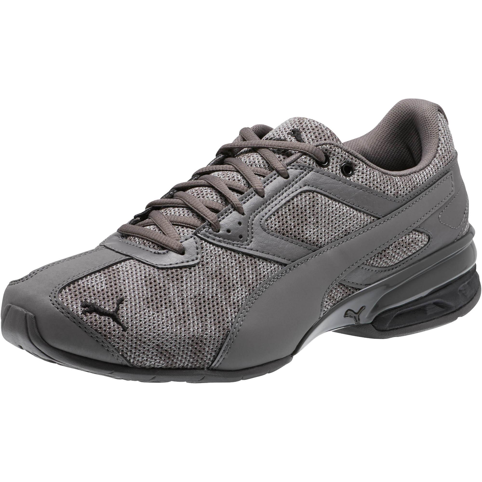 Puma-Tazon-6-Camo-Mesh-Scarpe-da-ginnastica-Uomo-scarpa-in-esecuzione miniatura 9