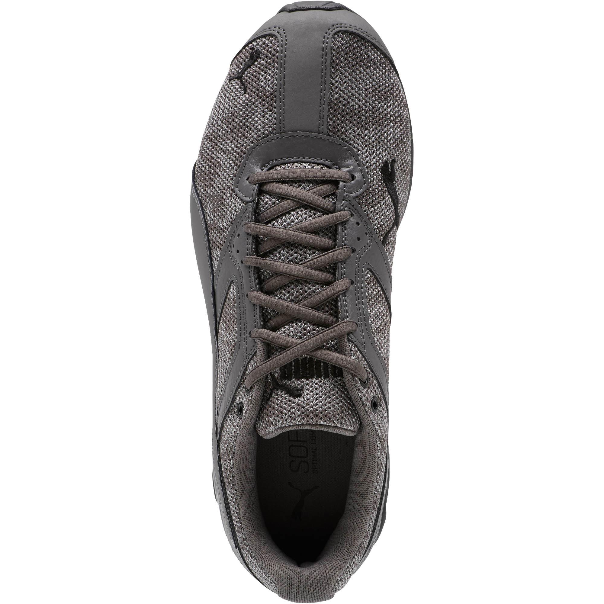 Puma-Tazon-6-Camo-Mesh-Scarpe-da-ginnastica-Uomo-scarpa-in-esecuzione miniatura 11