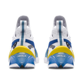 Thumbnail 3 of LQDCELL オリジン, Puma White-B Blue-Blz Yellow, medium-JPN