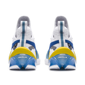 Thumbnail 3 of LQDCELL Origin Men's Training Shoes, Puma White-B Blue-Blz Yellow, medium