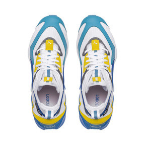 Thumbnail 6 of LQDCELL オリジン, Puma White-B Blue-Blz Yellow, medium-JPN