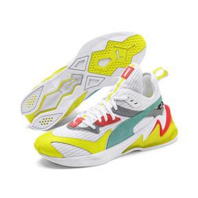 Thumbnail 3 of LQDCELL Origin Men's Shoes, Puma White-Yellow Alert, medium