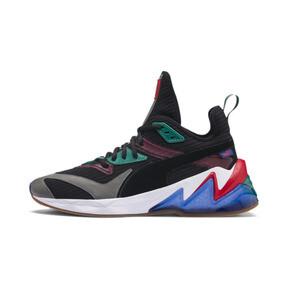 09f296cda4 LQDCELL Origin Men's Training Shoes, Puma Black-Cadmium Green, medium