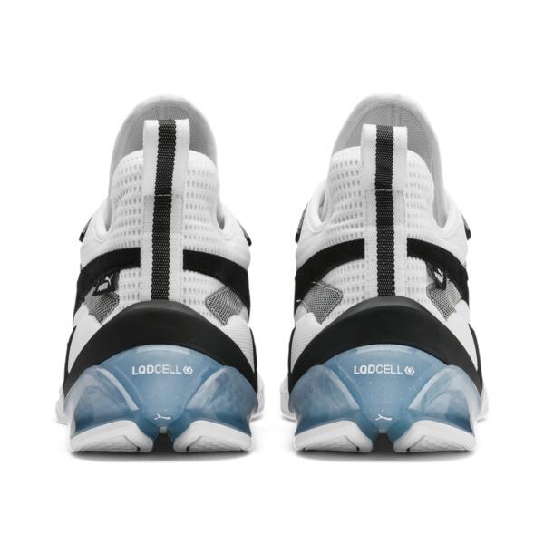 LQDCELL Origin Men's Shoes, Puma White-Puma Black, large