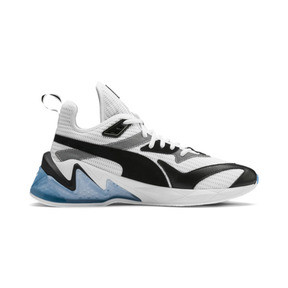 Thumbnail 6 of Basket LQDCELL Origin pour homme, Puma White-Puma Black, medium