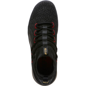 Thumbnail 5 of Clyde Court Reform Basketball Shoes, Puma Black, medium