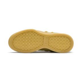 Thumbnail 4 of Clyde Court Title Run Basketball Shoes, Metallic Gold, medium