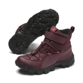 Thumbnail 2 of Maka PURETEX Boots JR, Vineyard Wine -Calypso Coral, medium