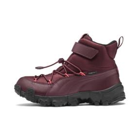 Thumbnail 1 of Maka PURETEX Boots JR, Vineyard Wine -Calypso Coral, medium
