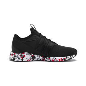 Thumbnail 6 of NRGY Star Multi Running Shoes, Black-White-Red, medium