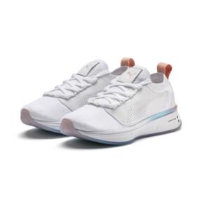 Thumbnail 3 of PUMA x SELENA GOMEZ Runner Damen Trainingsschuhe, Puma White-Peach Bud, medium