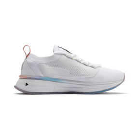 Thumbnail 6 of PUMA x SELENA GOMEZ Runner Women's Training Shoes, Puma White-Peach Bud, medium