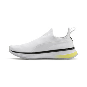 Thumbnail 1 of PUMA x SELENA GOMEZ Slip-On Women's Training Shoes, Puma White-Puma Black, medium