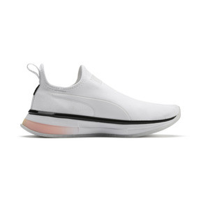 Thumbnail 6 of SG Slip-On Glitz Women's Training Shoes, Puma White-Puma Black, medium