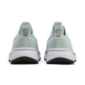 Thumbnail 4 of PUMA x SELENA GOMEZ Slip-On Damen Trainingsschuhe, Fair Aqua-Puma Black, medium