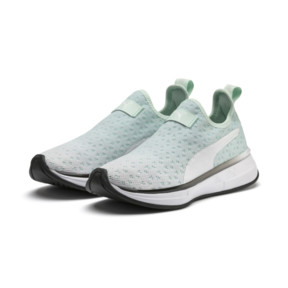 Thumbnail 3 of PUMA x SELENA GOMEZ Slip-On Women's Training Shoes, Fair Aqua-Puma Black, medium